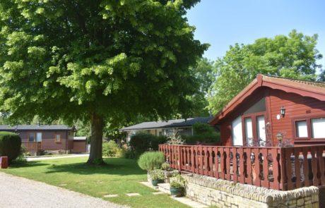 Lincoln Farm Park - Luxury Lodge Estate
