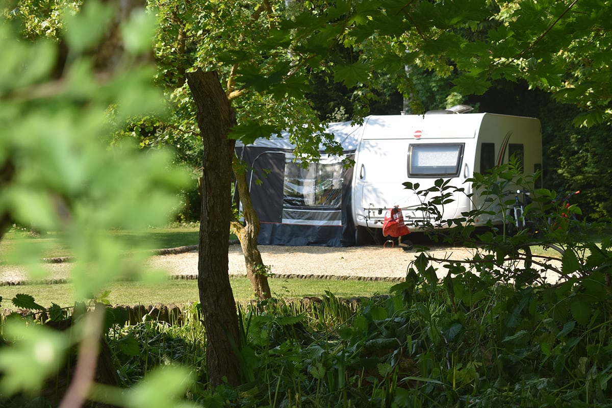 Lincoln Farm Park - Caravan Site