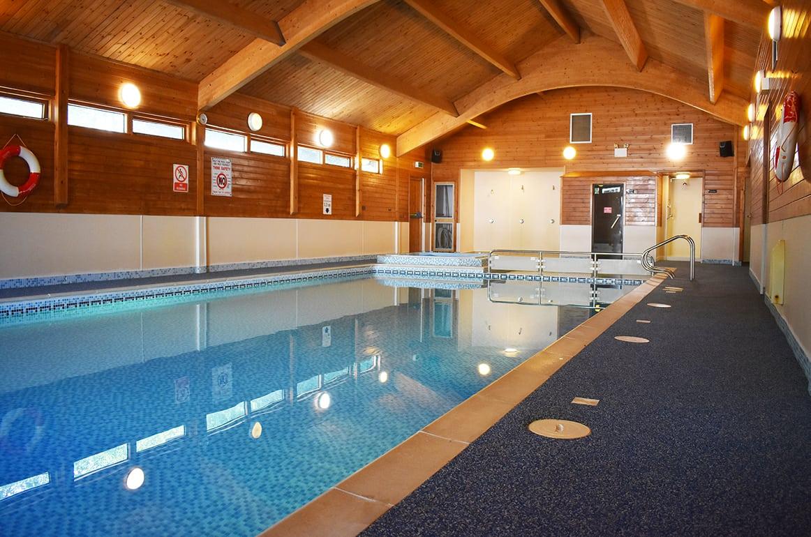 Lincoln Farm Park: Main Swimming Pool