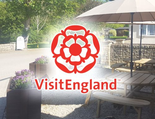 VisitEngland – gold five-star rating